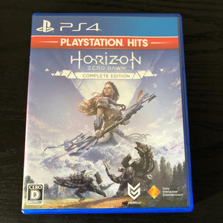 PlayStation4 - Horizon Zero Dawn Complete Edition(PlayS