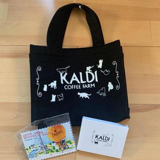 カルディ(KALDI)のカルディ 猫の日バック(その他)