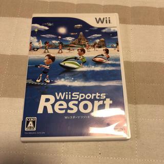 Wii ソフト Wii Sports Resort