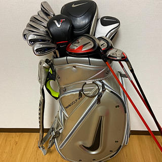 ナイキ(NIKE)のNIKE ナイキゴルフクラブ  ナイキゴルフセット ナイキゴルフクラブセット(クラブ)