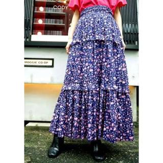 イザベルマラン(Isabel Marant)のイザベルマランエトワール完売総柄マキシスカート(ロングスカート)