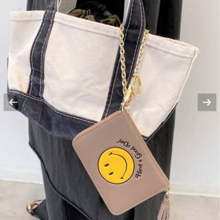 L'Appartement DEUXIEME CLASSE - 【GOOD GRIEF/グッド グリーフ】compact purse