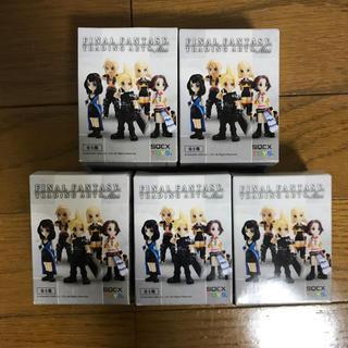 SQUARE ENIX - 【未開封】ファイナルファンタジー トレーディングアーツミニ 全5種コンプ