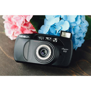 コニカミノルタ(KONICA MINOLTA)の完動品‼️MINOLTA Capios115 コンパクトフィルムカメラ(フィルムカメラ)