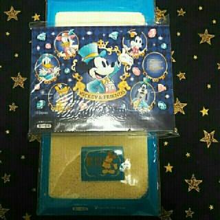 ディズニー(Disney)の第一生命ノベルティ(メモ帳&ハンドタオル)セット(ノベルティグッズ)