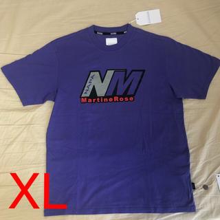 ナパピリ(NAPAPIJRI)のNapa by Martine Rose Tシャツ パープル(Tシャツ/カットソー(半袖/袖なし))