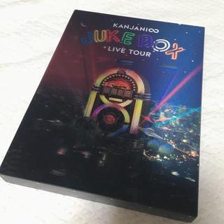 カンジャニエイト(関ジャニ∞)の関ジャニ∞ LIVE TOUR JUKE BOX 初回限定盤(ミュージック)