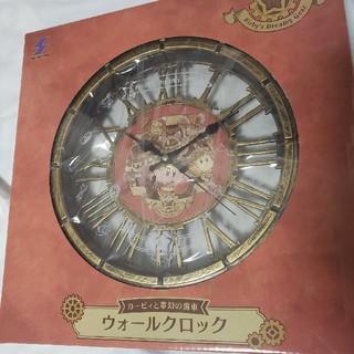星のカービィ ウォールクロック(掛時計/柱時計)