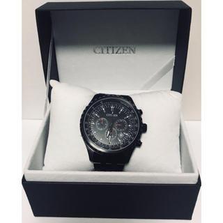 シチズン(CITIZEN)のCITIZEN クロノグラフ 腕時計(腕時計(アナログ))