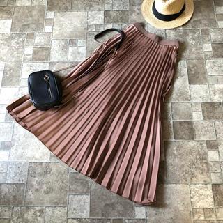 ZARA - 今期*ZARA*ロングプリーツスカート