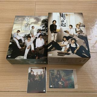 トウホウシンキ(東方神起)の東方神起 TVXQ DVD トレカ(アイドルグッズ)