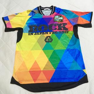 ROCKINJAPAN 2017 Tシャツ(音楽フェス)