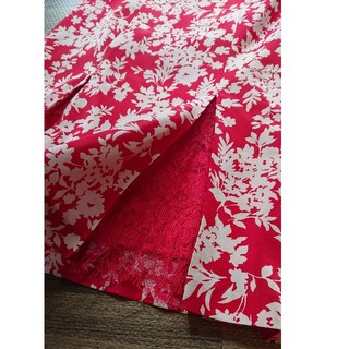 COUP DE CHANCE - 6月10日までご専用✨ クードシャンス 花柄 スカート