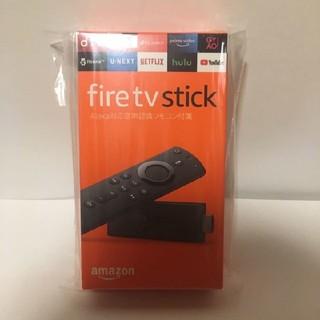 fire tv stick【新品】(その他)