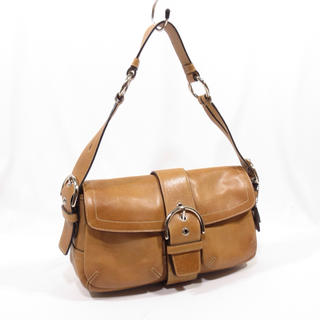 COACH - 美品■ COACH コーチ 本革 ハンドバッグ 正規品