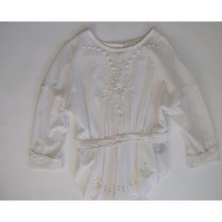 イザベルマラン(Isabel Marant)のIsabel marant 刺繍トップス(シャツ/ブラウス(長袖/七分))
