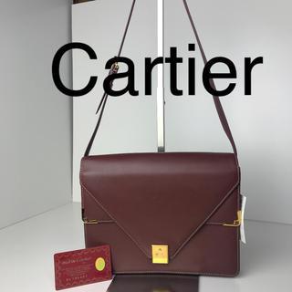 Cartier - Cartierカルティエショルダーバッグ