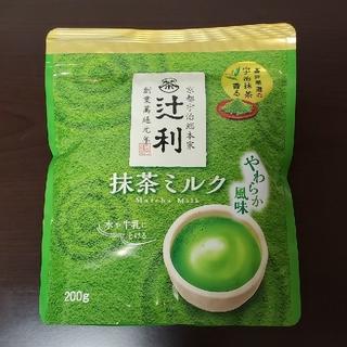 辻利 抹茶ミルク 200g(その他)