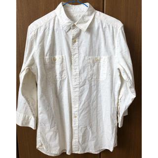 七分袖 シャツ