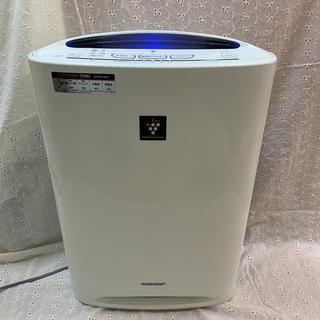 SHARP - SHARP 加湿空気清浄機 高濃度 プラズマクラスター7000