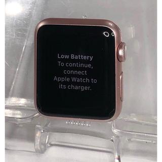 アップルウォッチ(Apple Watch)のApple Watch series1  38mm(腕時計(デジタル))