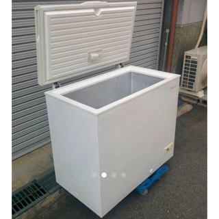SANYO - 美品 サンヨー 冷凍庫【HF-21CP】100V 動作確認済み
