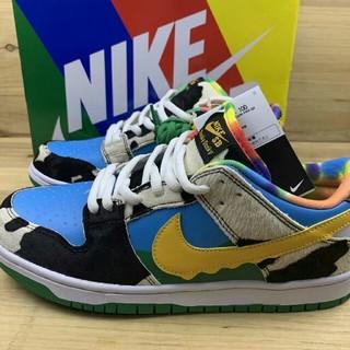 NIKE - 25cm Nike Dunk Low Ben Jerry's SB