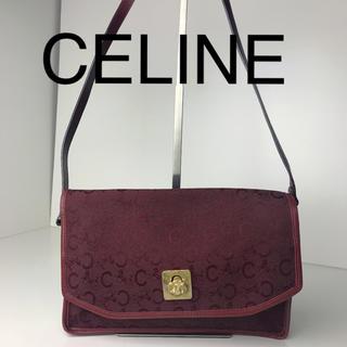 セフィーヌ(CEFINE)のCELINEセリーヌキャンバスショルダーバッグ(ショルダーバッグ)