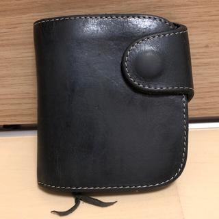 レッドムーン(REDMOON)のRED MOON  レッドムーン レザー財布(折り財布)