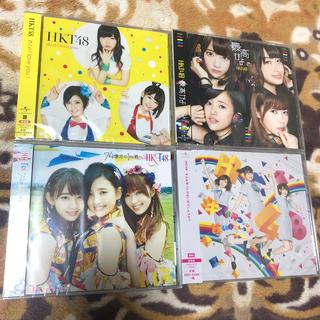 エイチケーティーフォーティーエイト(HKT48)のHKT48  劇場盤CDセット(ポップス/ロック(邦楽))
