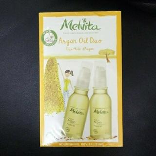 メルヴィータ(Melvita)のメルヴィータ アルガンオイル50ml 2本セット(フェイスオイル/バーム)