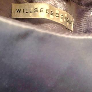 ウィルセレクション(WILLSELECTION)の♡WILLSELECTIONワンピース♡サイズ1♡(ミニワンピース)
