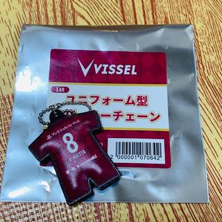 ヴィッセル神戸 ユニフォーム型ラバーキーチェーン(記念品/関連グッズ)