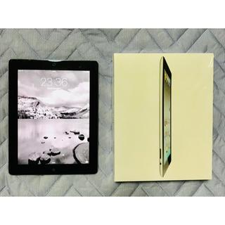 iPad - iPad2 Wi-Fiモデル 64GB Black MC916J/A