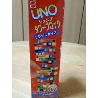 ウーノ(UNO)のUNO タワーブロック(積み木/ブロック)