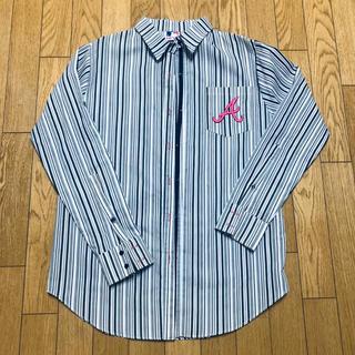 エルビーゼロスリー(LB-03)のLB-03☆ストライプシャツ(シャツ/ブラウス(長袖/七分))