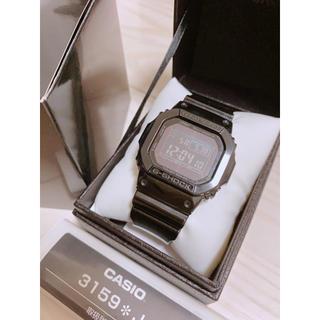 ジーショック(G-SHOCK)のG-SHOCK グロッシー・ブラックシリーズ GW-M5610BB-1JF(腕時計(デジタル))