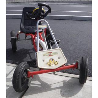 ホンダ(ホンダ)の♪送料込み♪新品♪希少 激レア♪HONDA アコーレーサー 子供用 ペダルカー(三輪車/乗り物)
