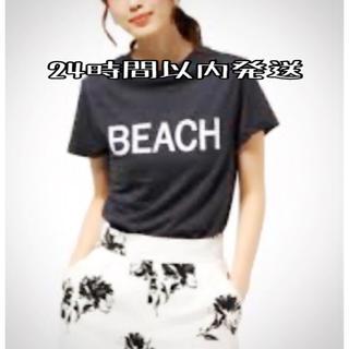 snidel - snidel スナイデル BEACH Tシャツ