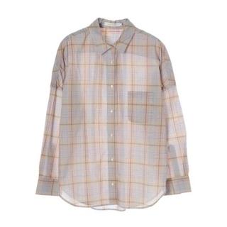 AMERICAN HOLIC12col.ドルマンソフトシャツ L グレー(シャツ/ブラウス(長袖/七分))