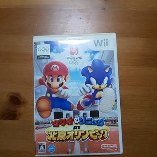 マリオ&ソニック AT 北京オリンピック Wii
