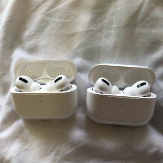 Apple - 新品同様正規購入品 Apple AirPods pro