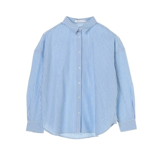 AMERICAN HOLIC バックタック2WAYBIGシャツ L(シャツ/ブラウス(長袖/七分))
