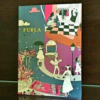 フルラ(Furla)の新品&未使用☆ FURLA ノート  (ノート/メモ帳/ふせん)