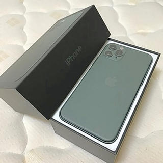 Apple - iPhone11pro 本体 256GB SIMフリー 新品同様