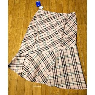 BURBERRY BLUE LABEL - BURBERRY BLUE LABELバーバリーブルーレーベル スカート 未使用
