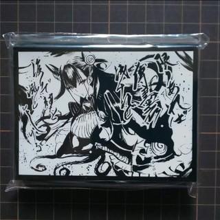 FGO フェイトグランドオーダー 紫式部 モノクロ キャラクタースリーブ(カードサプライ/アクセサリ)