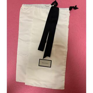 グッチ(Gucci)のグッチ 保存袋 リボン(ショップ袋)