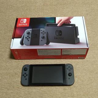 Nintendo Switch - 中古 旧型 Nintendo Switch スイッチ グレー