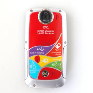 ⭐️ 格安⭐️GE フルハイビジョン ビデオカメラ DV1